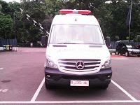 SPRINTER A2 AMBULANCE VIP MERCEDES-BENZ 2015