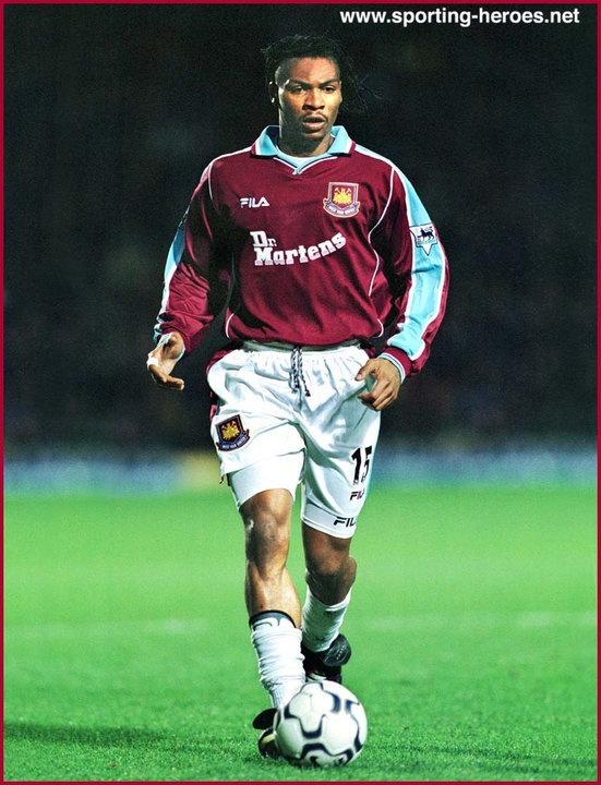 Rigobert SONG West Ham United