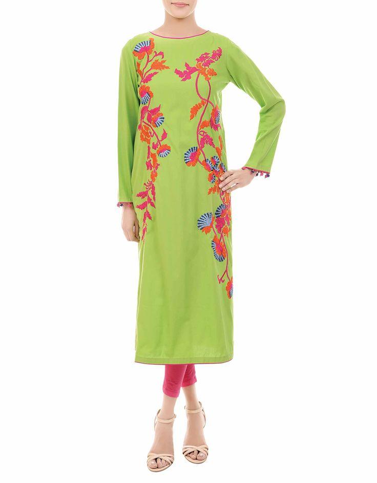 Green Shirt #7RangsOfRangja #MyRangJa