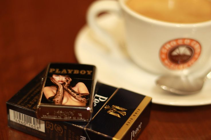 Vietnam Coffee & Cigarette
