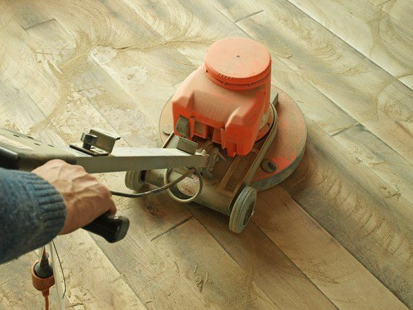 How To Sand A Deck With Images Refinish Wood Floors