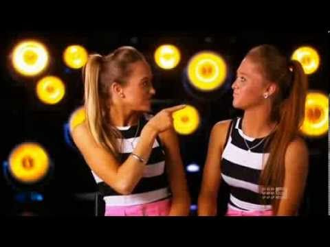 Just an amazing Contortion video the Rybka Twins - Australia's Got Talent 2013.