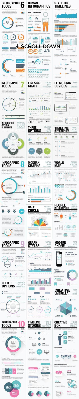 Elementos de una infografía