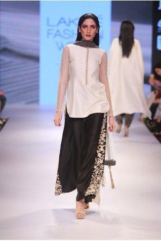 Payal Singhal Indian Wear Collection : NAILAH SHARARA SET