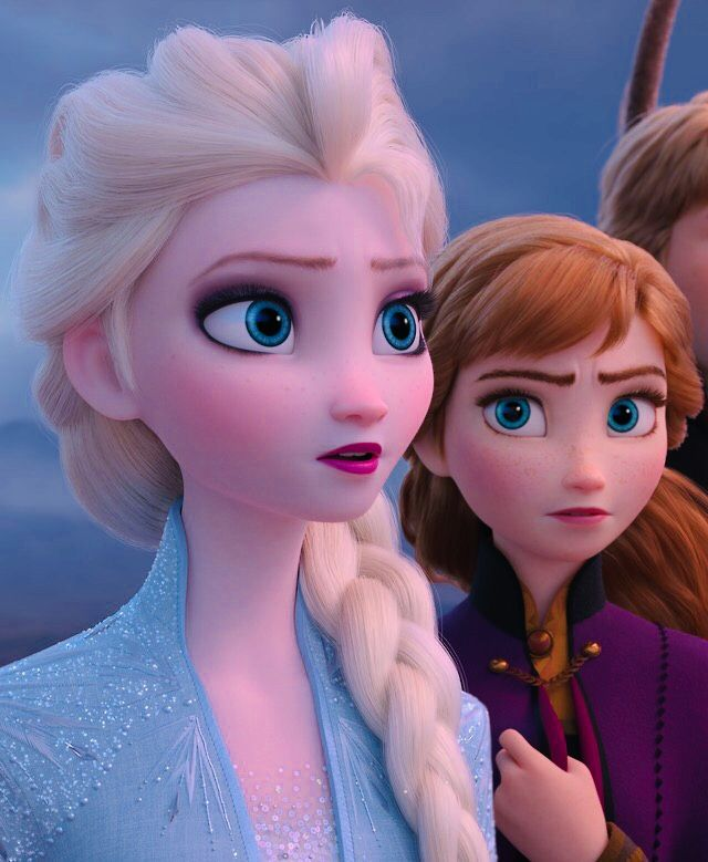 Anna And Elsa In Frozen 2 Disney Princess Frozen Frozen Disney Movie Disney Frozen Elsa