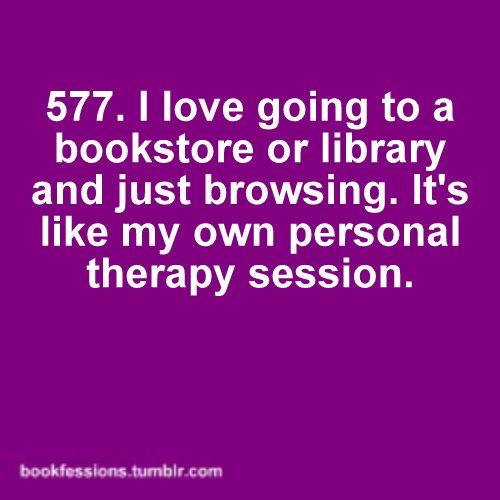 This works: Libraries, Reading, Retail Therapy, Therapy Session, Personalized Therapy, Bookfess 577, So True, Bookstores Quotes, New Books