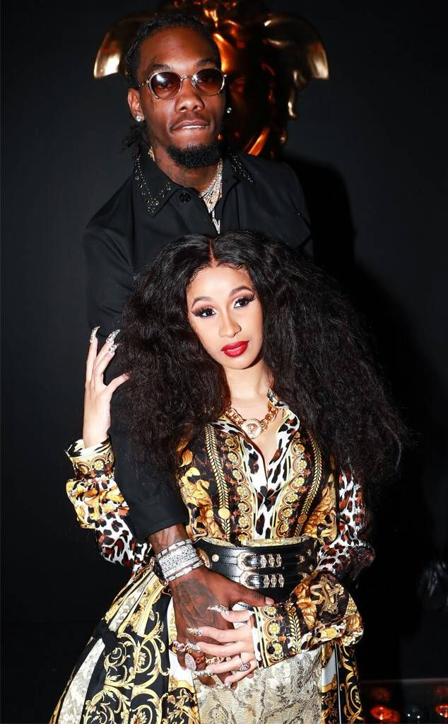 Cardi B Offset From 2018 Met Gala After Party Pics In 2019