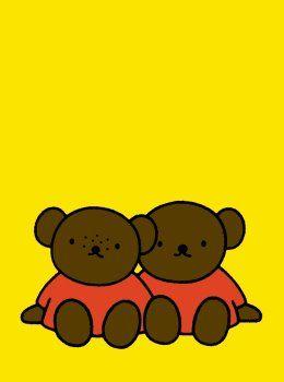 Dick Bruna posters Bear