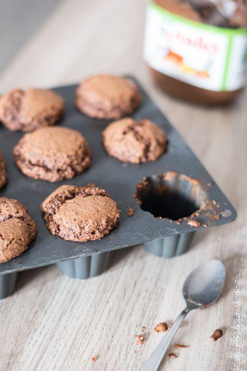 Muffins au Nutella !!!