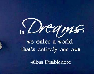Dreams: Dumbledore Quotes, Summer Sale, Vinyls Wall Quotes, Albus Dumbledore, Living, Harry Potter Quotes, Bedrooms Quotes, Inspiration Quotes, Dreams Quotes