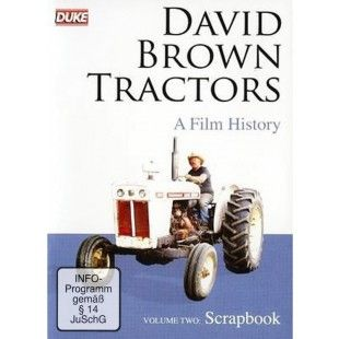 This is volume two of the definitive three-part history of the one of the world's most famous farm tractor manufacturers - David Brown.