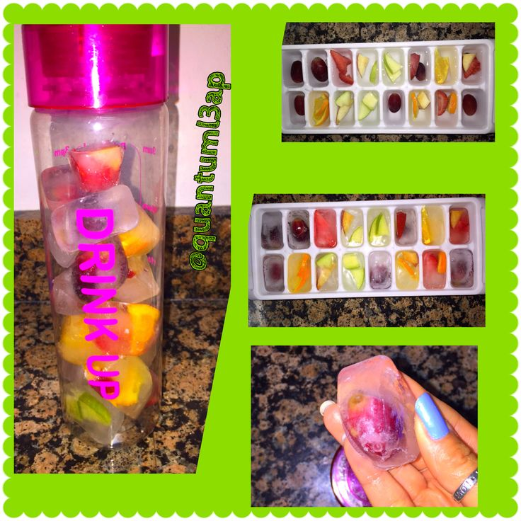 Freeze your favorite fruits and use them as fruit cubes for your H2o#quantuml3ap #creativity #prettywater #fruitcubes #icecubes #fruitwater #fruit #infusedwater #infused #waterideas Need a Drink Up cup? Click the link in my bio #waterwasted #idrink #flavoredwater #motivationalwaterbottle #drinkmorewater #drinkh2o #h20 #sippingschedule #waterprep #waterislife #drinkup #drinkwater #watergoals #fitfam #quenchyourthirst #drinkup #drinkmorewater #waterawareness #gallonggang #funfitca #64ozada