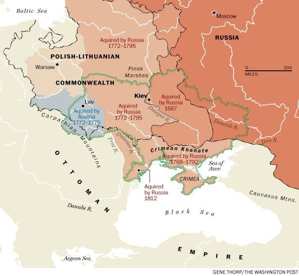 Las sucesivas invasiones de los mongoles que comienzan en el siglo 13 subyugados influencia de Kiev, y condujeron finalmente a la aparición de otros asentamientos Rus al norte, incluyendo Moscú. Los descendientes de turcos los mongoles Horda de Oro formaron su propia Janato lo largo del borde norte del Mar Negro.