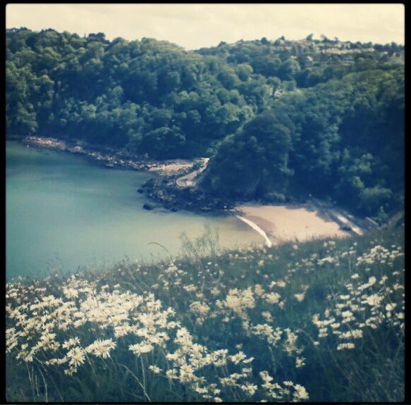 Anstey's cove Torquay, Devon.