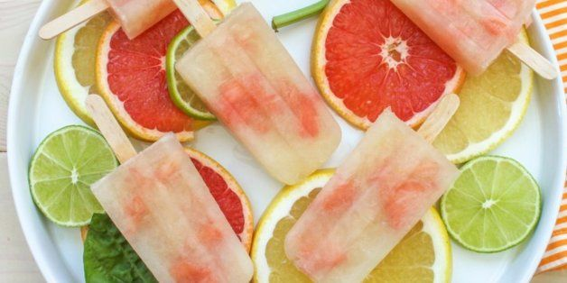Six Alcoholic Ice Lolly Recipes. You're Welcome