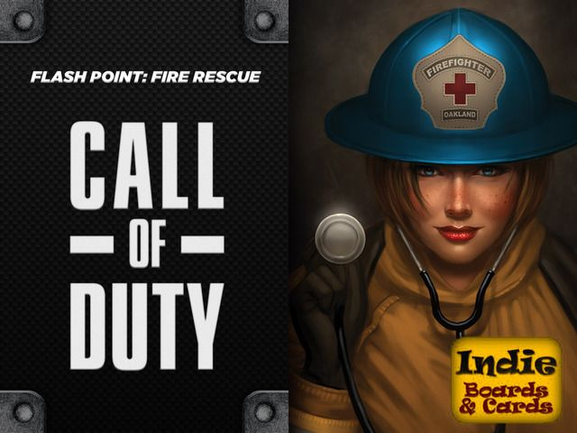 Flash Point - Call of Duty Expansion by Travis — Kickstarter