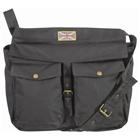 Barbour Waxed Biker Print Retriever Bag | Barbour's Dedicated Online Shop for Barbour Clothing