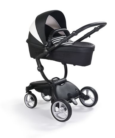 Mima Xari Stroller - 2014 Black & White Special Edition - Lullaby Baby