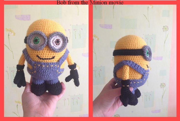 Bob from the Minion movie.
