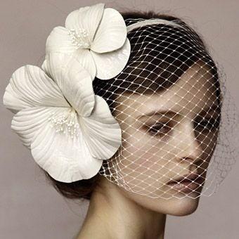 Il velo in un abito da sposa#Pin By:Pinterest++ for iPad#