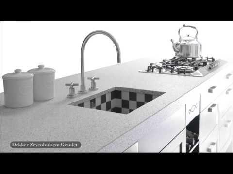 Dan Küchen granieten werkbladen - Product in beeld -  Startpagina voor keuken ideeën | UW-keuken.nl