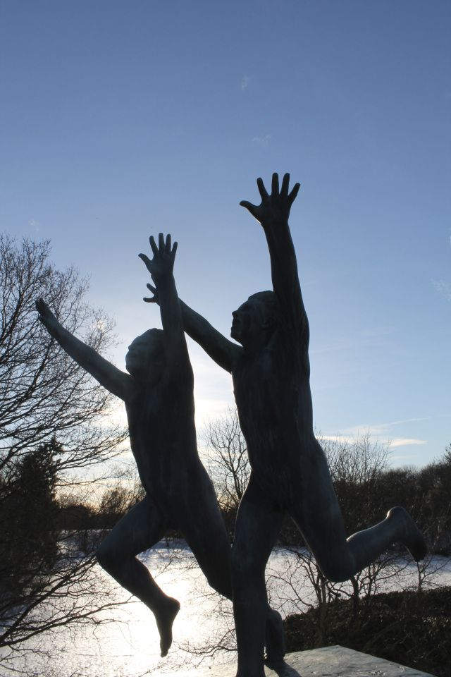 Oslo, Norway. Photo: Thor – Vigelandsparken