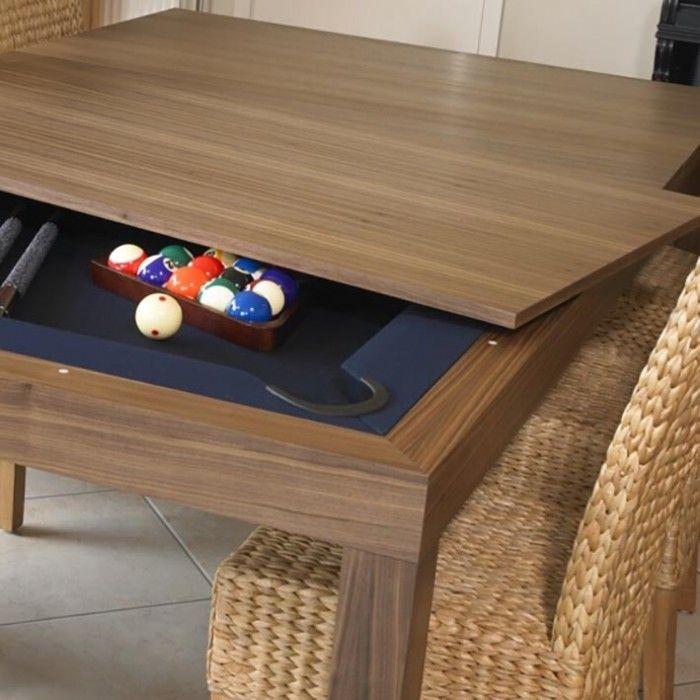 7.5 ft Aramith Fusion Pool Diner in Veneered Wood