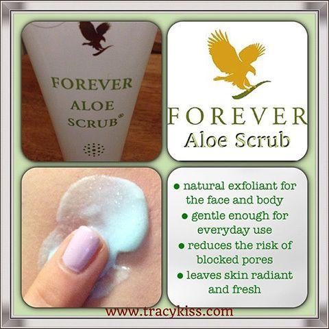 Forever Living Aloe Scrub