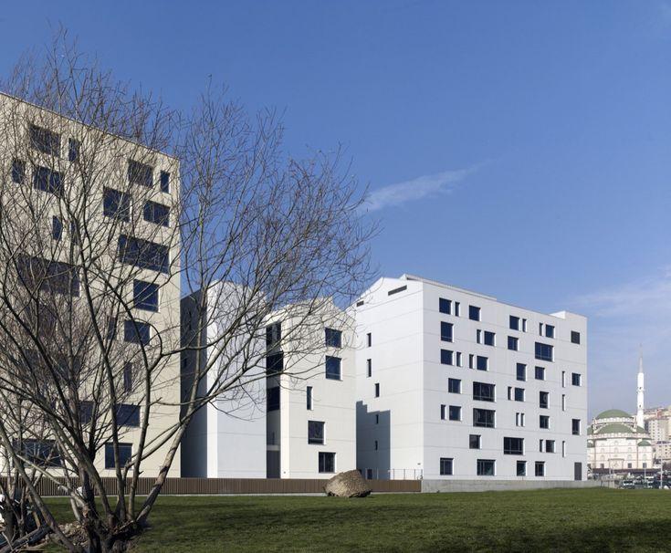 Gallery of Tekfen Kagithane Ofispark / Emre Arolat Architects - 7