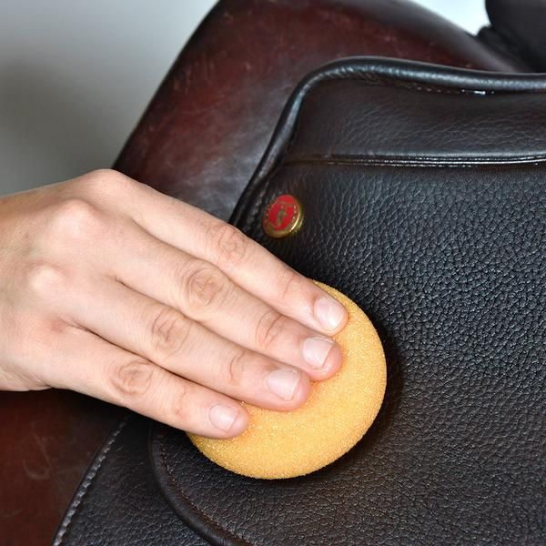 Leather Cleaning Tips (via freedmanharness.com)
