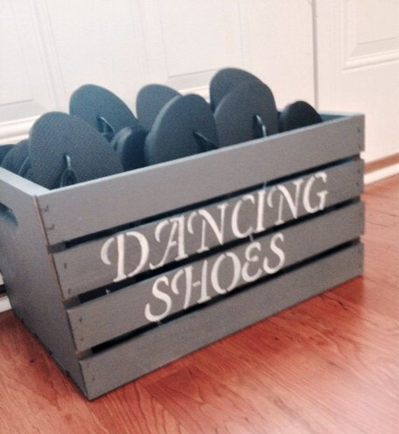 Hey, I found this really awesome Etsy listing at https://www.etsy.com/listing/202638948/flip-flop-basket-flip-flop-crate-flip
