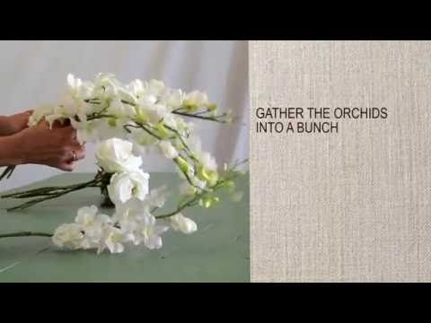 How to Make a Cascading Bouquet Video – Afloral.com