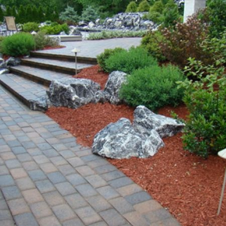 25 pavers and landscaping bark pictures and ideas on pro landscape rh prolandscape info