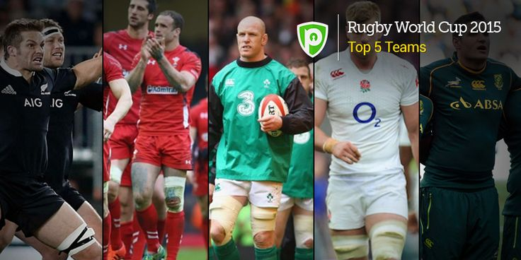 Top 5 Teams and Players of Rugby World Cup 2015