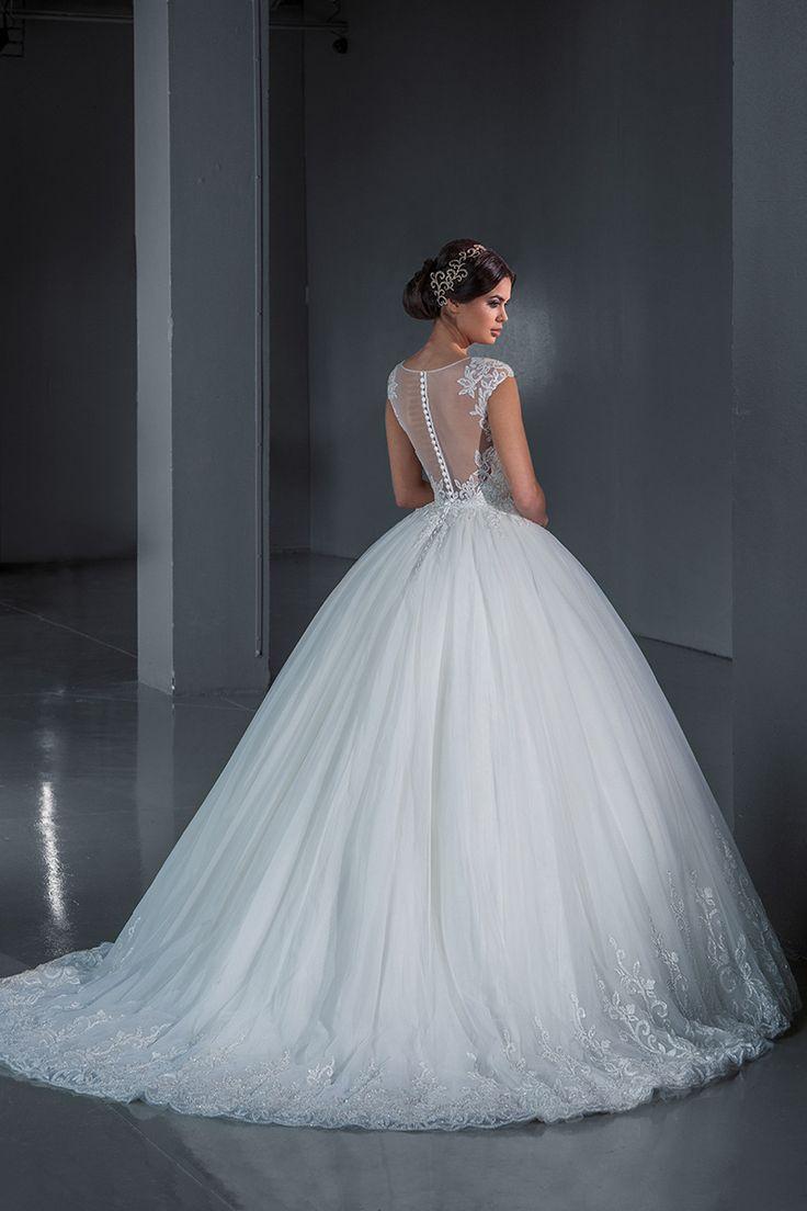 127 best vestidos de novia images on Pinterest | Wedding dressses ...