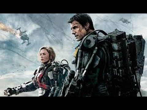 Edge Of Tomorrow (2014) with Emily Blunt, Bill Paxton, Tom Cruise Movie - YouTube