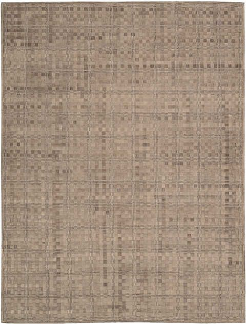 barclay butera nourison equestrian brown leather woven rug several sizes available purchase at - Nourison Rugs