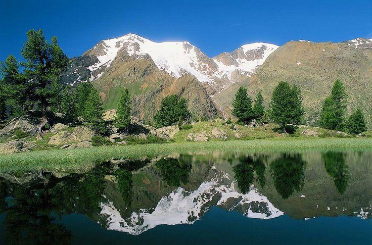 Lago Lame Val di Pejo www.visitvaldipejo.it