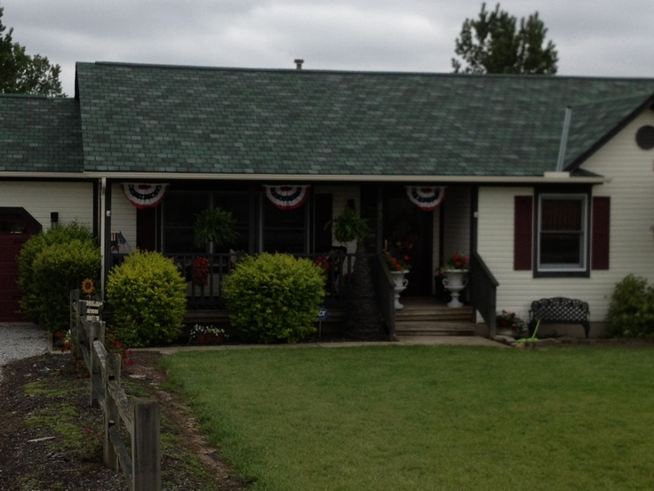 Charming StormMaster® Slate Roofing Shingles Featuring Scotchgard™ Protector    Emerald Slate Project By A Roofing