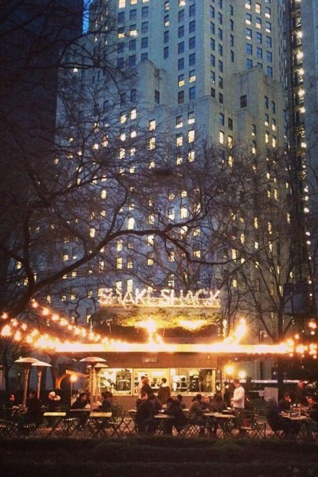 www.ispycandyblog.blogspot.com NYC Shake Shack - Best burger in town #newyork #restaurant