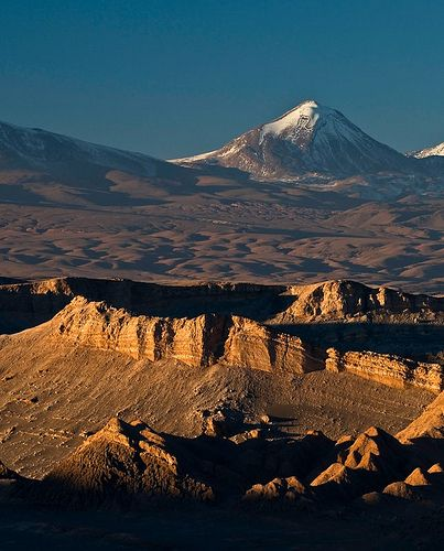 Valle de la Luna, San Pedro, Chile