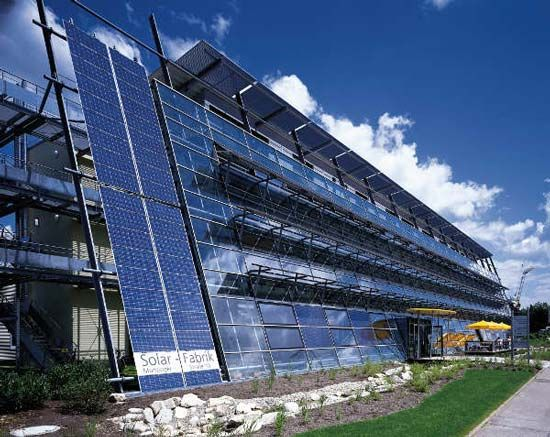 Photovoltaic The Future Of Solar Designbuild Source On