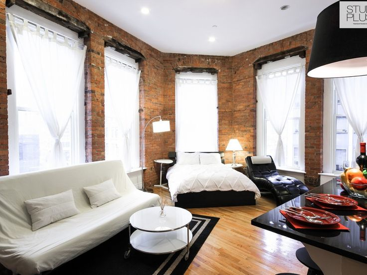 40 best Studio apartments images on Pinterest | Studio apt, Studio ...