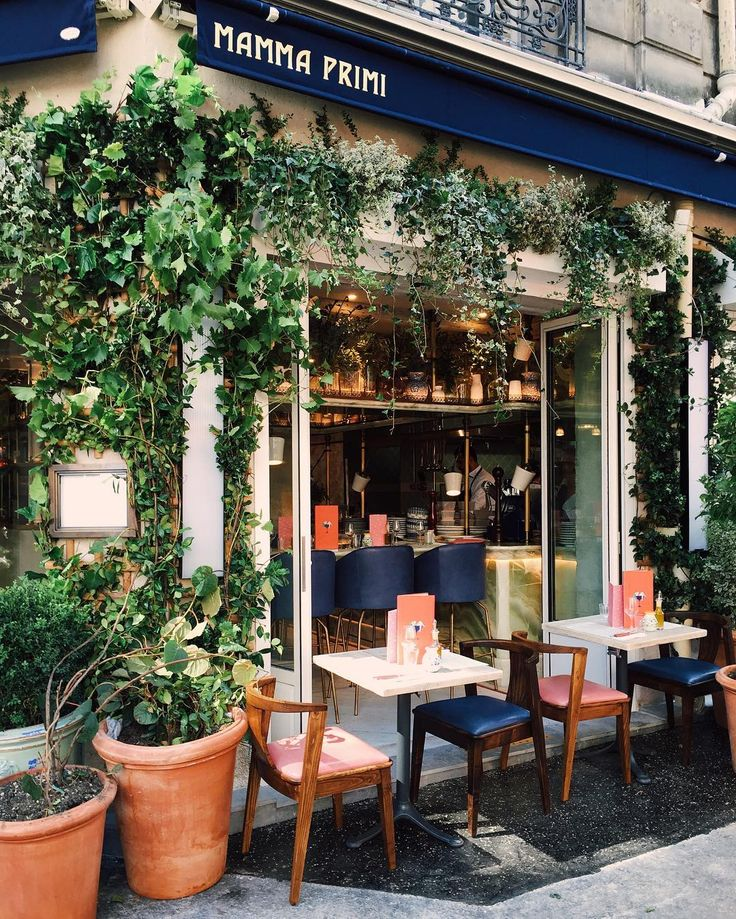 Tout nouveau, près des Batignolles à Paris, le Mamma Primi, un restau italien comme on les aime!