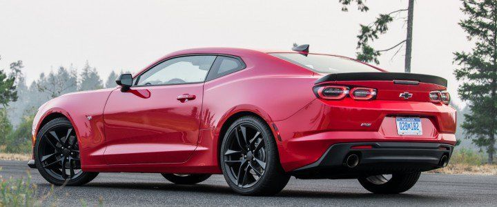 2019 Chevrolet Camaro Exterior Colors Gm Authority Chevy
