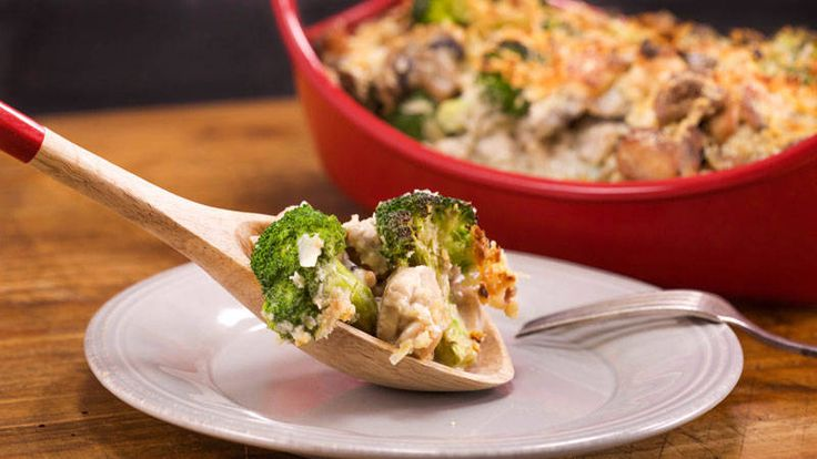 Chicken and broccoli never looked so good!