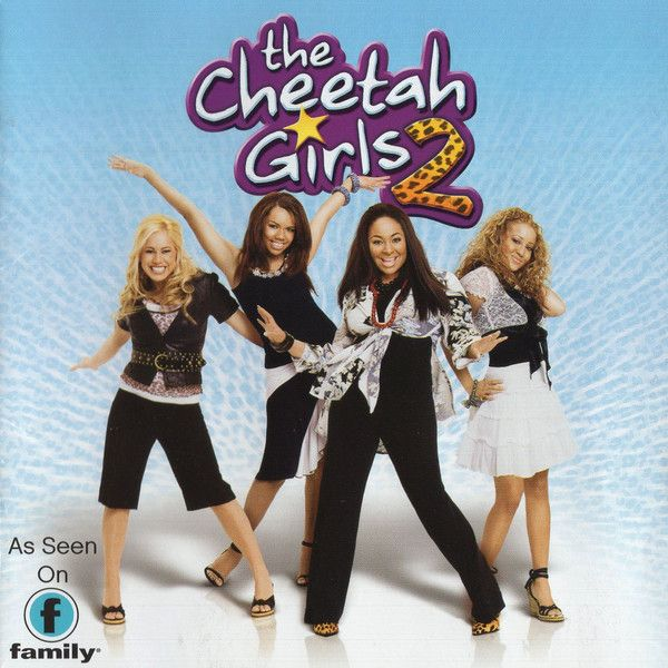 The Cheetah Girls 2 2006 Peliculas S Disnney Channel All Music