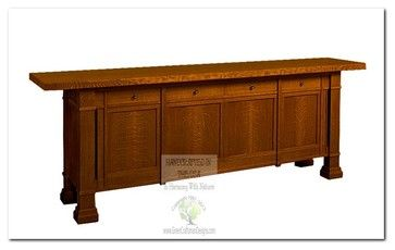 mission sideboard buffet | Mission Buffets and Sideboards craftsman-buffets-and-sideboards