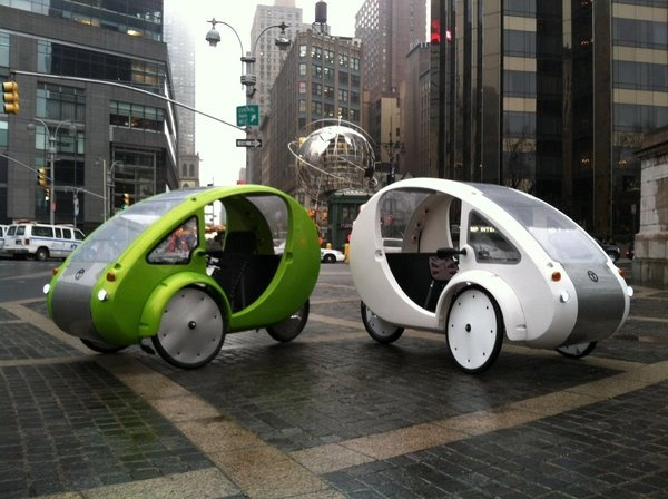 Some of the tech of tomorrow is here today (Photo: Organic Transit)