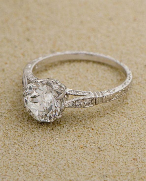 Vintage Engagement Rings Ottawa Antique Engagement Rings Kilkenny